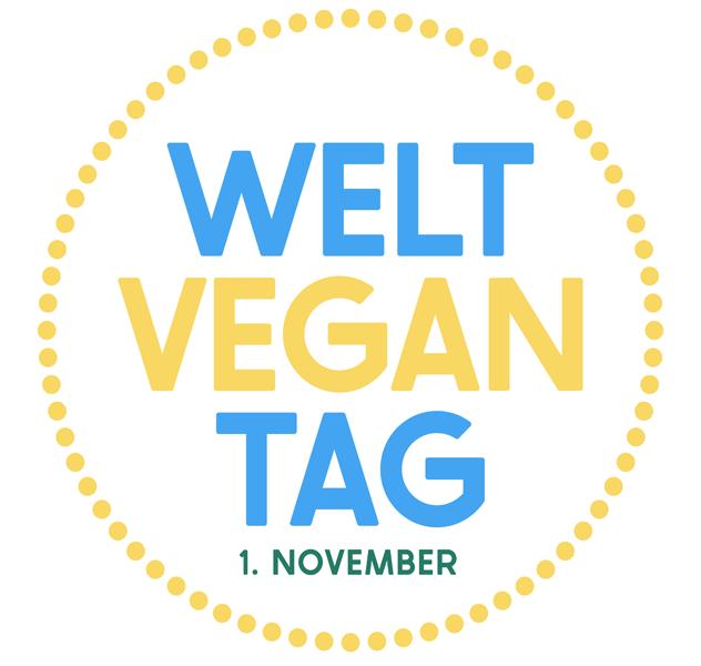 Welt Vegan Tag Logo